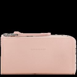 Lange Brieftasche mit Rundum-Reißverschluss