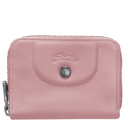 Zipped card holder, Antique Pink - View 1 of  2 -