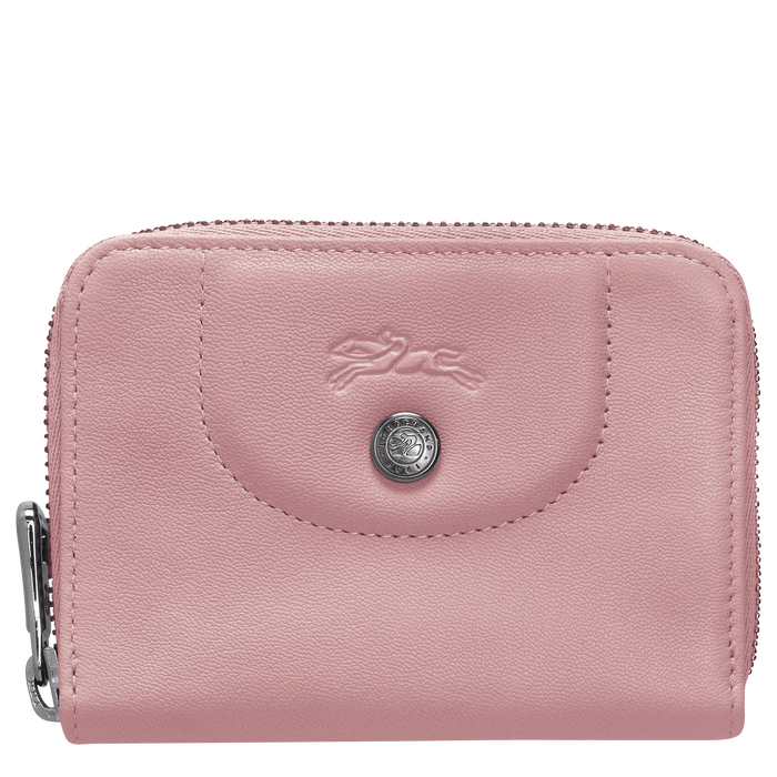 Zipped card holder, Antique Pink - View 1 of  2 - zoom in