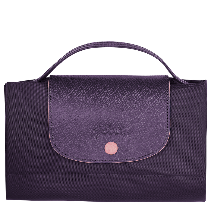 Briefcase S, Bilberry - View 4 of 5 - zoom in