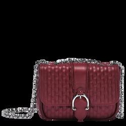 Shoulder Bag S, 009 Burgundy, hi-res