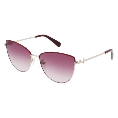 Glasses Sunglasses, Gold wine