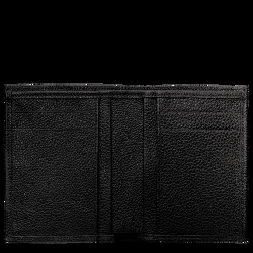 Porte-cartes, Noir/Ebène - Vue 2 de 2 -