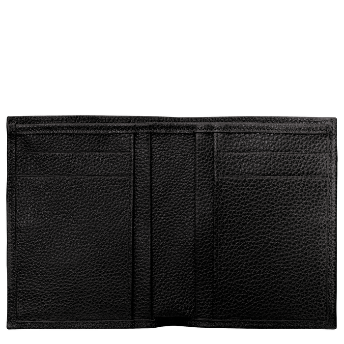 Porte-cartes, Noir/Ebène - Vue 2 de 2 - agrandir le zoom