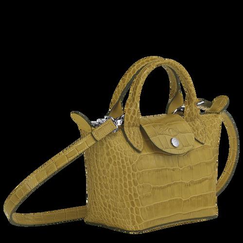 Top handle bag XS, Cumin - View 2 of  3 -