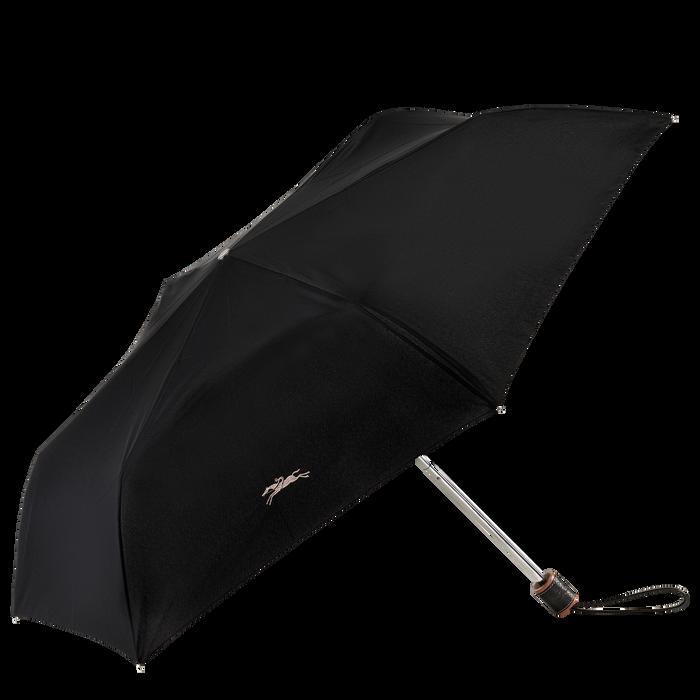 Retractable umbrella, Black/Ebony - View 1 of  1 - zoom in