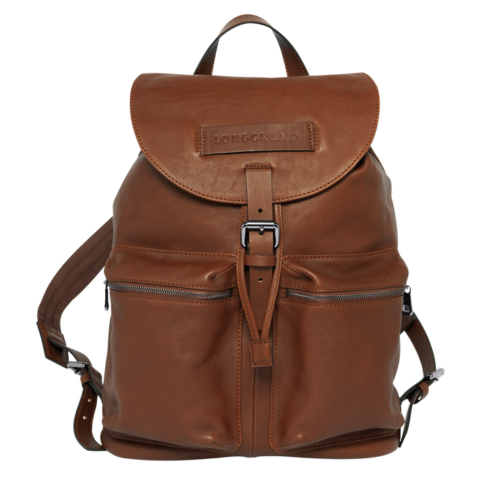 Backpack L, Cognac - View 1 of 3 - zoom in