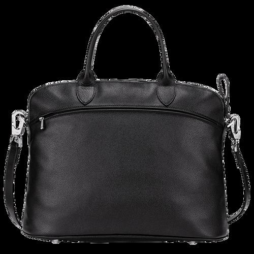 Top handle bag M, Black - View 3 of  3 -