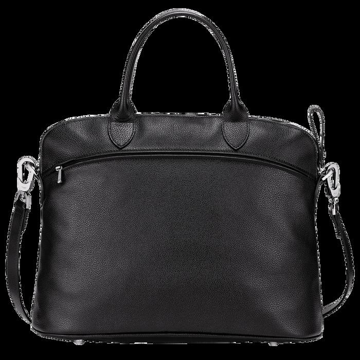 Top handle bag M, Black - View 3 of  3 - zoom in