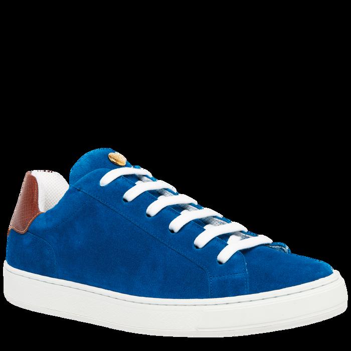 Sneakers, Bleu - Vue 2 de 5 - agrandir le zoom