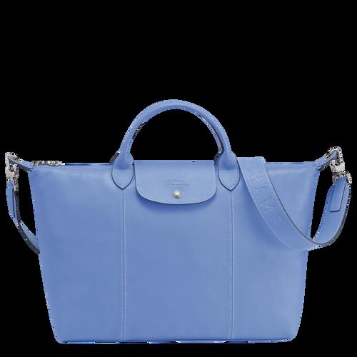 Handtasche, Blau, hi-res - View 1 of 3