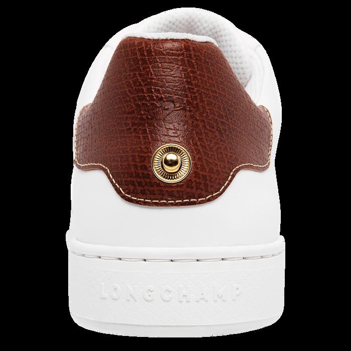 Sneakers, Blanc - Vue 3 de 5 - agrandir le zoom