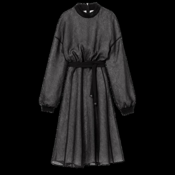 드레스, 블랙 / 에보니 - 1 이미지 보기 1 - 확대하기