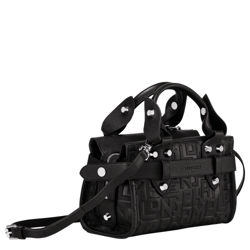 Top handle bag S, Black, hi-res - View 2 of 3
