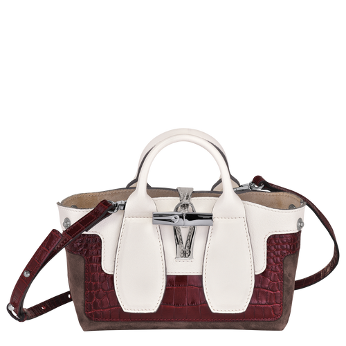 Top handle bag XS, Ebony - View 2 of 5 -