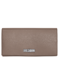 Long wallet, 015 Taupe, hi-res