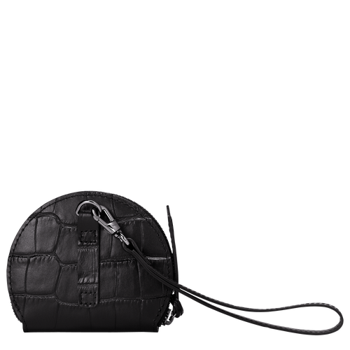 Coin purse, Black, hi-res - View 3 of 3