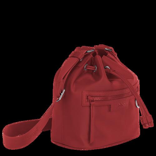 Bucket bag S, Red, hi-res - View 2 of 4