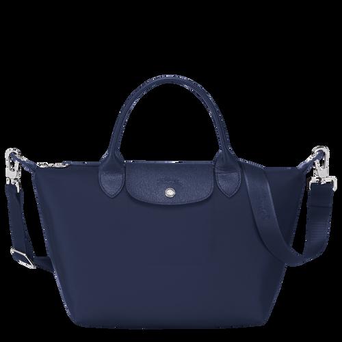 Tas met handgreep aan de bovenkant S, Marineblauw - Weergave 1 van  4 -