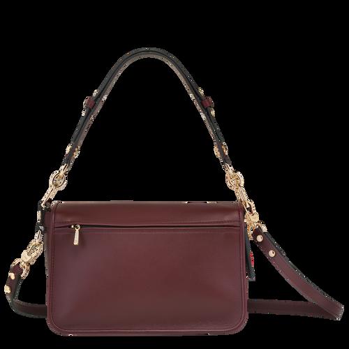 Sac porté travers S Mademoiselle Longchamp Bordeaux (L1323883009) |  Longchamp BE