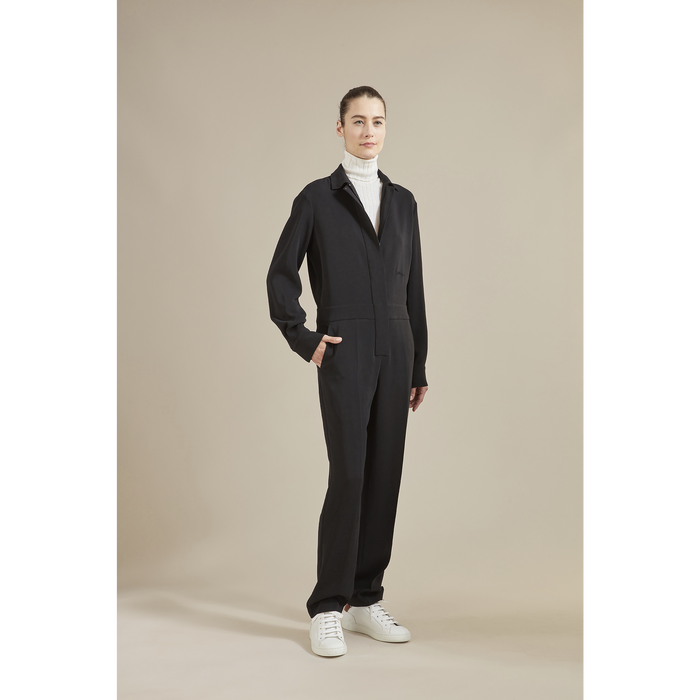 Fall-Winter 2021 Collection Jumpsuit, Black