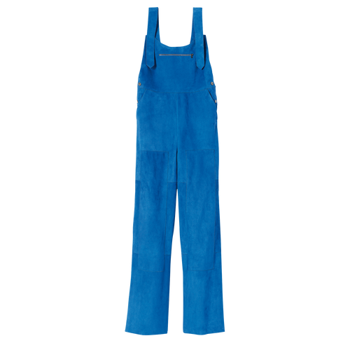 Collection Printemps/Été 2021 Pantalon, Bleu