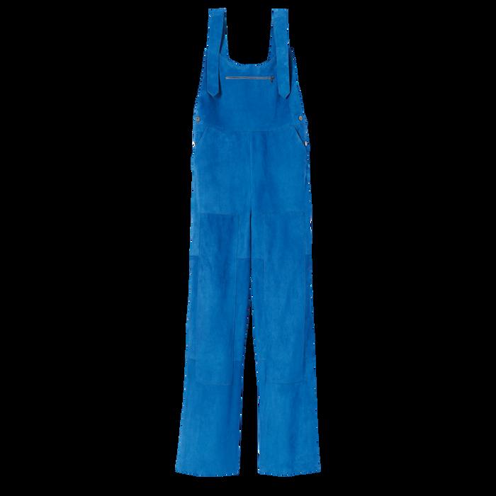 Colección primavera-verano 2021 Pantalones, Azul