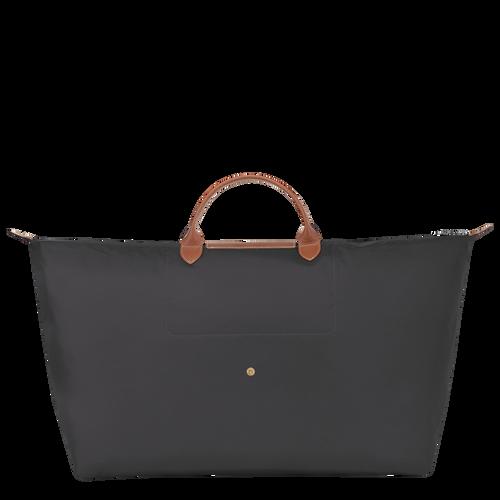 Le Pliage Travel bag XL, Gun metal