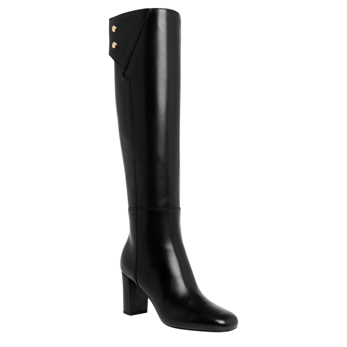 Boots Fall Winter 2020 Collection Black (70197SAA001350) | Longchamp SE