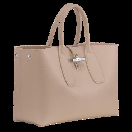 手提包 L, 沙白色, hi-res - 3 的視圖 5