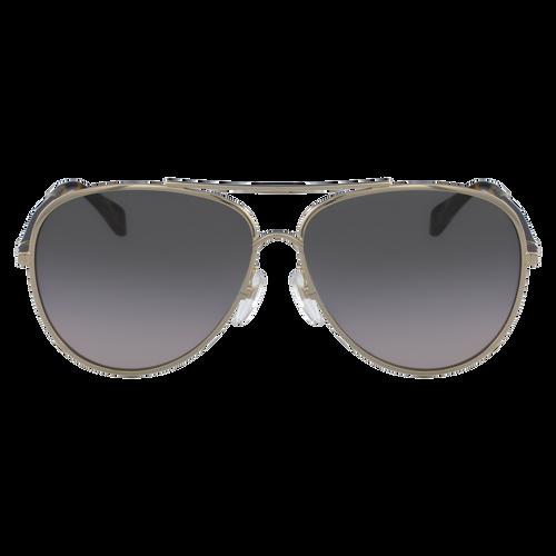 Zonnebrillen, Blauw goud, hi-res