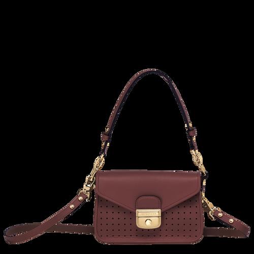 Sac porté travers XS Mademoiselle Longchamp Bordeaux (L2038883009) |  Longchamp CA