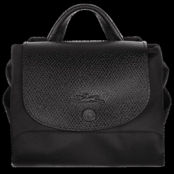 Longchamp x EU Backpack, Black