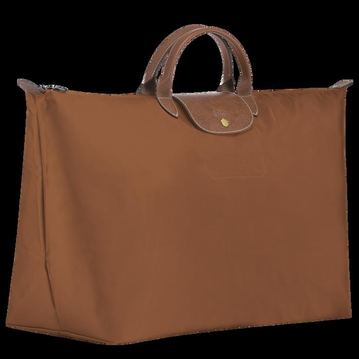 Le Pliage 旅行袋 XL, 白蘭地酒色