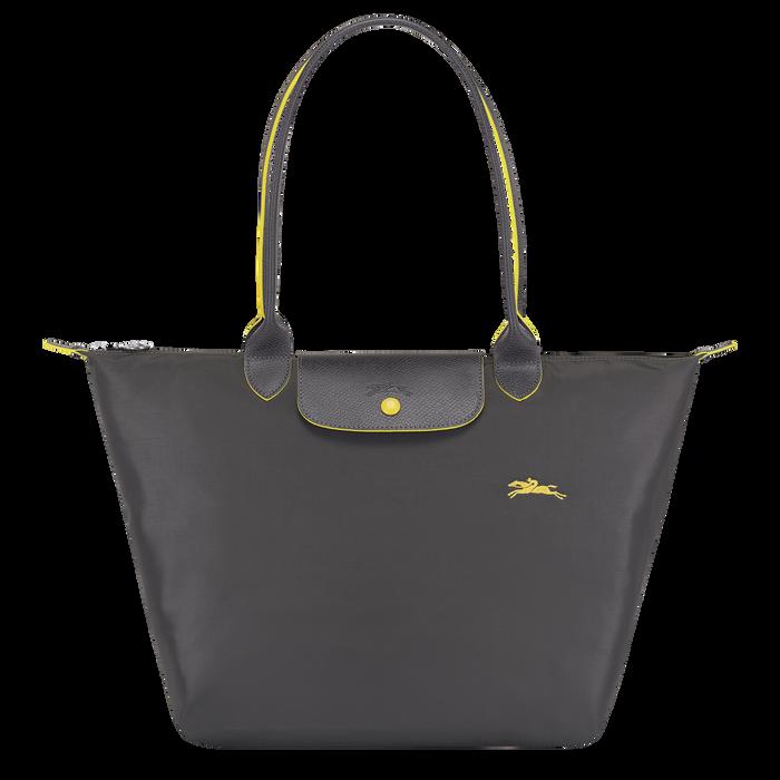 Shoulder bag L, Gun metal, hi-res - View 1 of 4