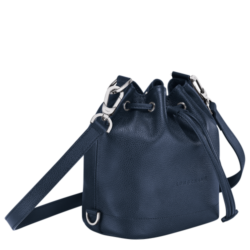 Bucket bag S, Navy - View 2 of 4 -