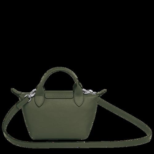 Top handle bag XS, Dark Green - View 3 of  3 -