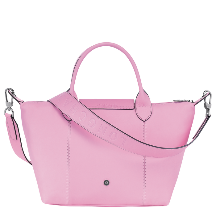 Top handle bag, Pink, hi-res - View 3 of 3