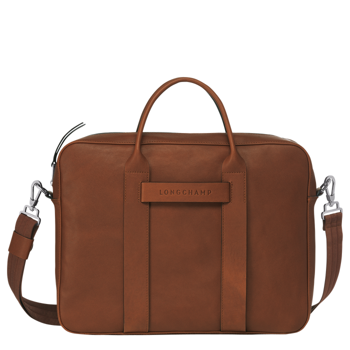 Briefcase M, Cognac - View 1 of 3 - zoom in