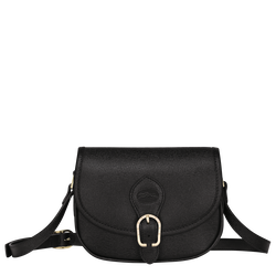 Crossbody bag XS, Black/Ebony