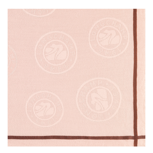 Fall-Winter 2021 Collection Ladies' stole, Pale pink