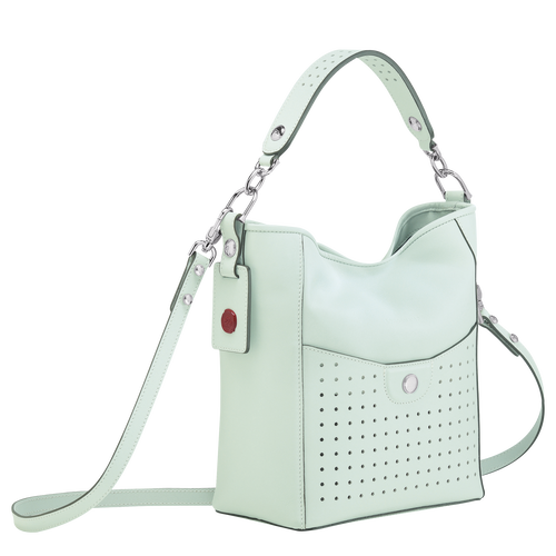 Small bucket bag, Celadon, hi-res - View 2 of 3
