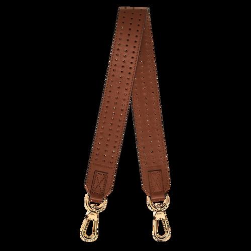 Shoulder strap, Cognac, hi-res - View 1 of 1
