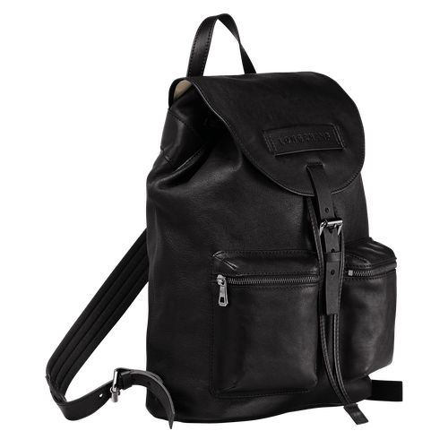 Backpack M, Black/Ebony - View 2 of 3 -