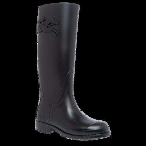 2021 春夏系列 靴款, 黑色