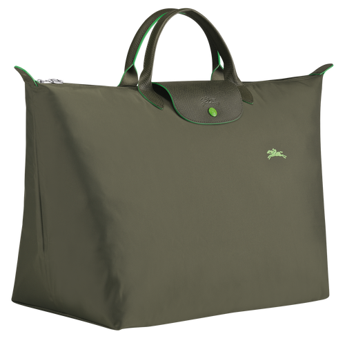 Bolsa de viaje L, Verde Longchamp - Vista 2 de 5 -