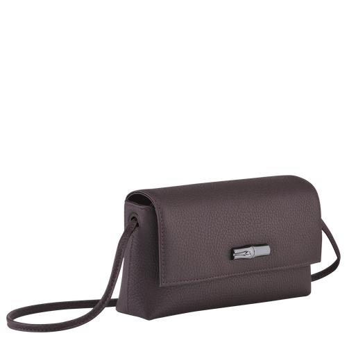 Pouch, Aubergine - View 2 of 3 -