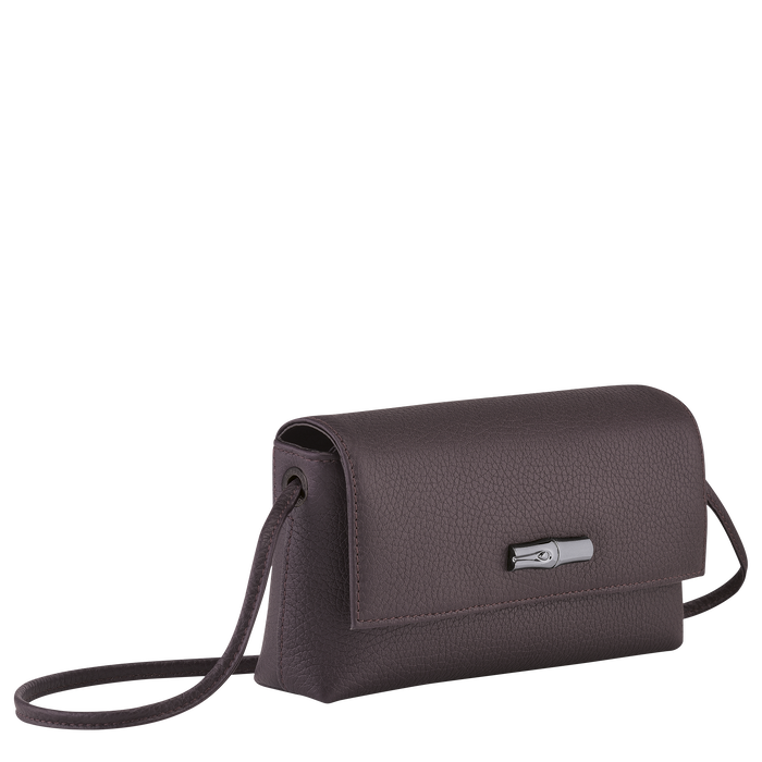 Pouch, Aubergine - View 2 of 3 - zoom in