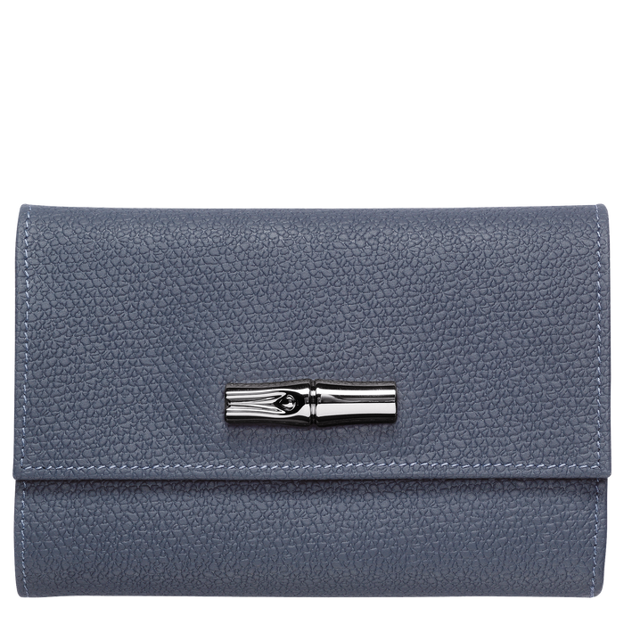 Compact wallet, Pilot Blue - View 1 of  2 - zoom in