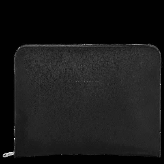 """Le Foulonné Laptop case 13"""", Black"""
